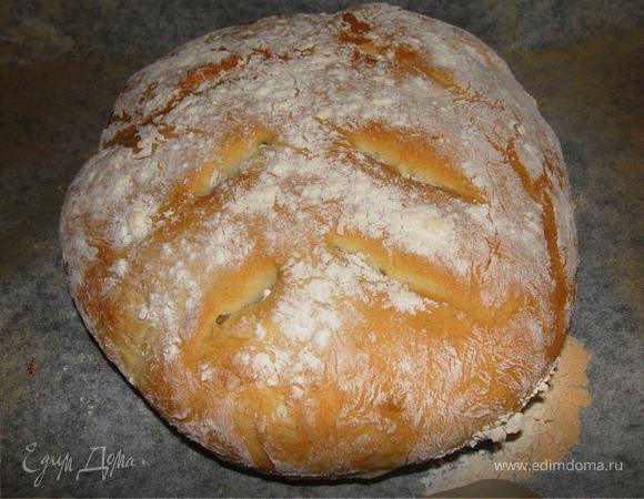 Fougasse (Французский хлеб)