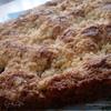 Абрикосовый пирог со штрейзелем