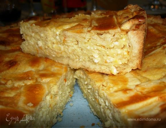 Римский пасхальный пирог
