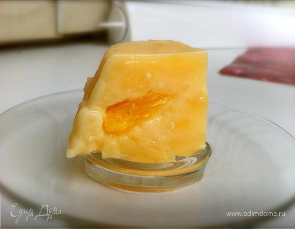 Апельсиновый пудинг