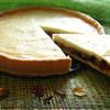 Пасхальный пирог с сухофруктами и печеньем