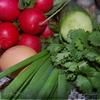 Рецепт окрошки с редисом