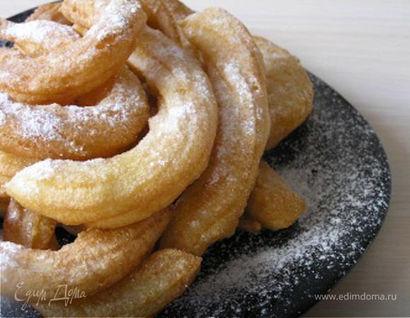 Испанское печенье Чуррос