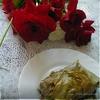Виноградная лазанья