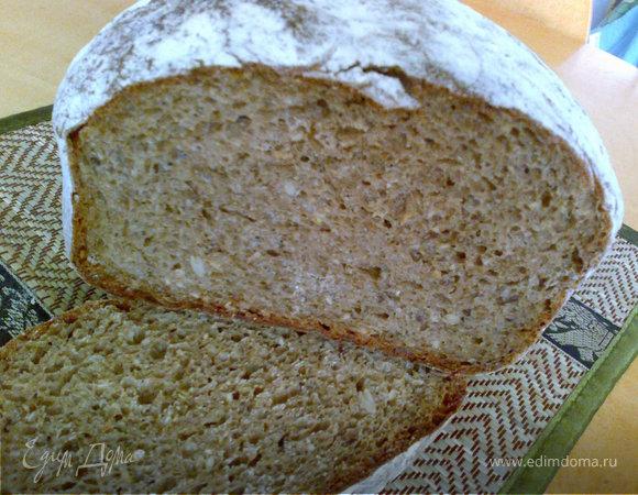 """Эксперимент с хлебом """"без замеса"""""""