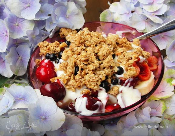 """Завтрак """" Кранчи фрукт"""""""