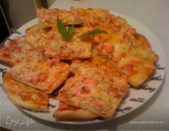 Пицца без излишеств