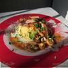 Спагетти с дарами моря (меню итальянского обеда №1)