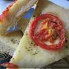 Фокачча с томатами (меню итальянского обеда № 1)