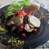 Запеченный картофель с лесными грибами