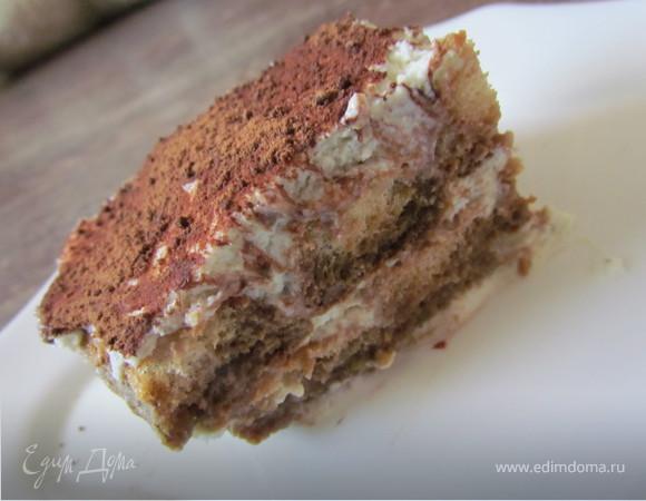 Творожно-мятный десерт в стиле Тирамису!