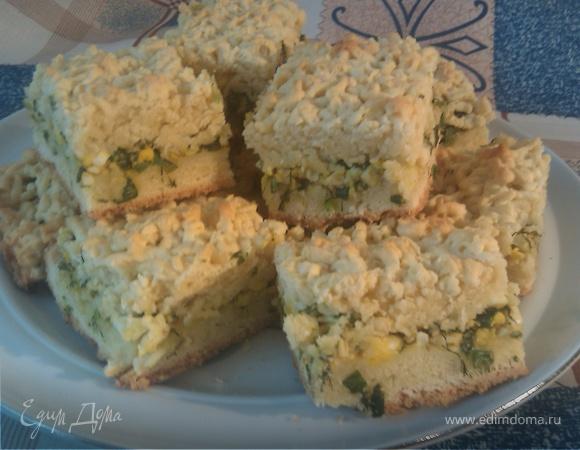 Тертый пирог(вариант №2)