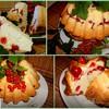 """Кекс бисквитный с ягодами """"Диана"""""""