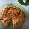 Абрикосово-творожный пирог