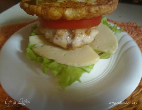 Мой Бургер (фантазии на тему)