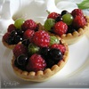Тарталетки с ягодами