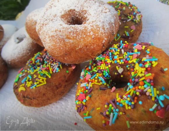 Пончики из творога для мультипекаря — photo 10