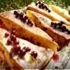 Нежный фруктовый пирог