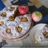 Apfel kuchen.