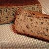 Ржаной хлеб на изюмной закваске