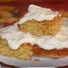 Яблочный хрустящий пирог