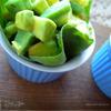 + Салат с семгой гриль, сыром васаби и авокадо