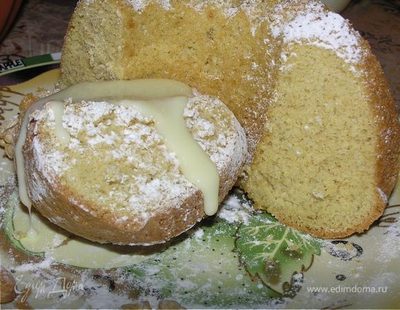 Бисквит ванильный