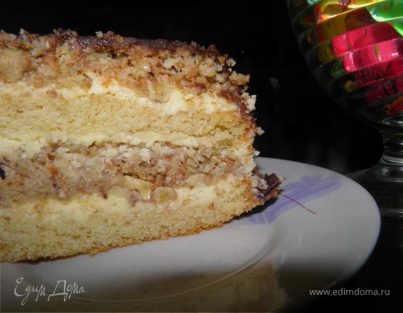 """Торт """"Пища Богов"""""""