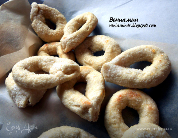 Торчетти - итальянское печенье