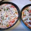 """Тесто для пиццы от """"Оскароносного"""" шеф повара Вольфганга Пака и пицца из него"""