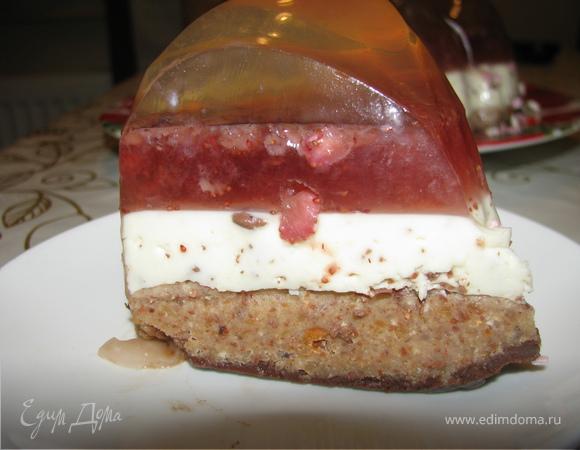 """Десерт для любимого в стиле """"Готика"""""""