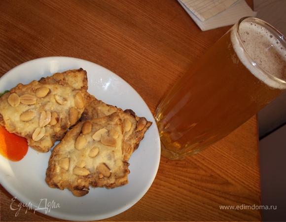 Печенье на пиве и для детишек и для взрослых мальчишек
