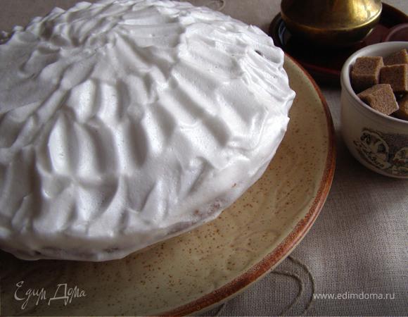 Торт из трех видов молока (Torta de Tres Leches)