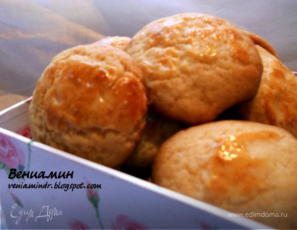 Марокканское медовое печенье