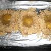 Яичница по-украински с сыром