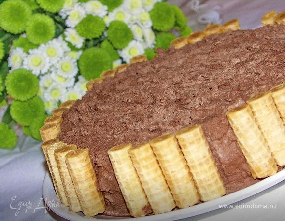 """Торт """"Мальвина"""""""