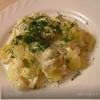 Картофельный гратен без духовки :)