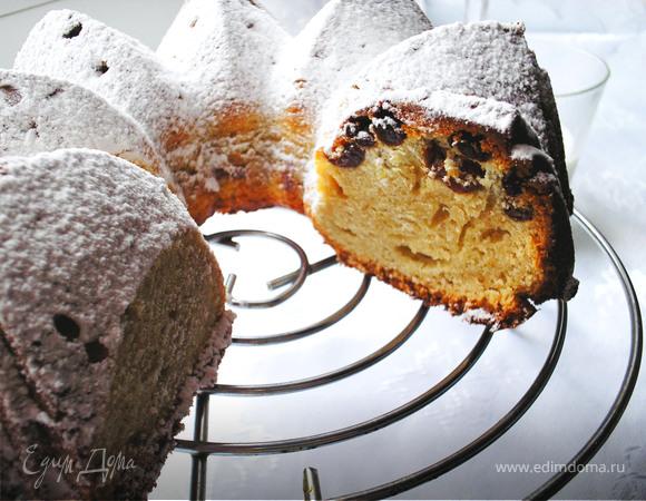 Gugelhupf - австрийский сливочный кекс.
