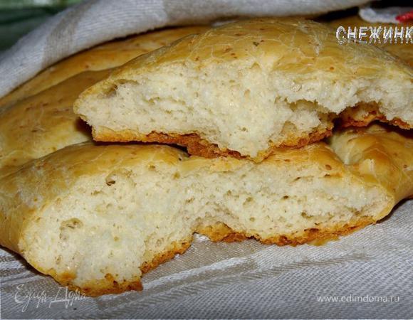 Прованский хлеб «Фугасс» (Fougasse)