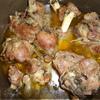 Рагу с бараниной и чебрецом