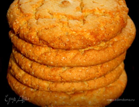 Ароматное печенье
