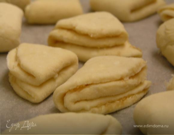 Домашнее печенье «Творожка»