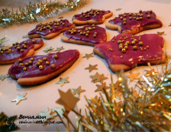 Tescoma.Рождественское печенье (почти из кино) :)