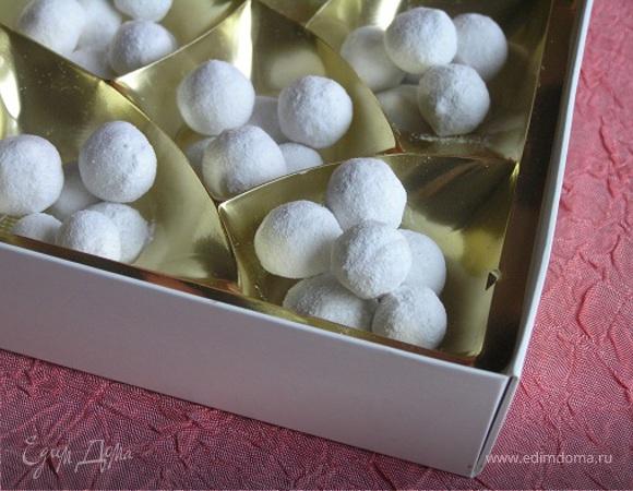 Конфетки Клюква в снегу. Tescoma