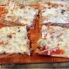 Пицца с рыбкой