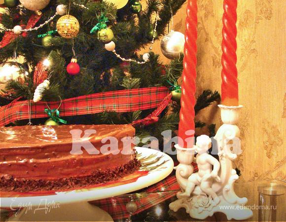 О новогоднем. Часть 3. Торт.