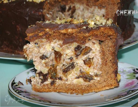 Торт «Кармелита»