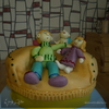 "Торт ""Папа на диване"""