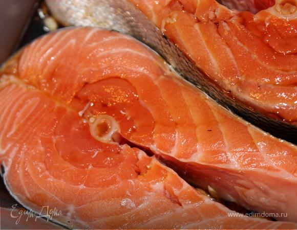 Лосось. Правила маринада для рыбы.
