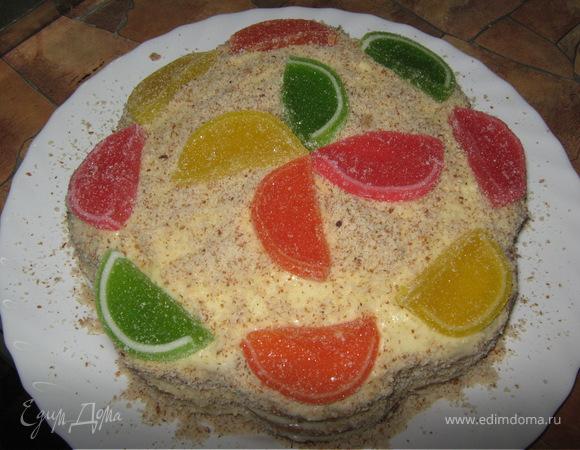 Торт для любимого мужа